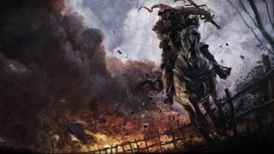 Kingdom Come: Deliverance Horse (Drawing) HD Wallpaper   Hintergrund   1920x1080   ID:904034 ...