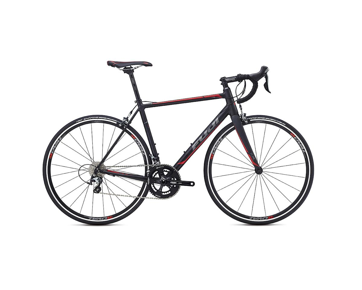 Point P Roubaix Fuji Roubaix 1 5 Road Bike 2017 Black Charcoal 61 Yb Rb15