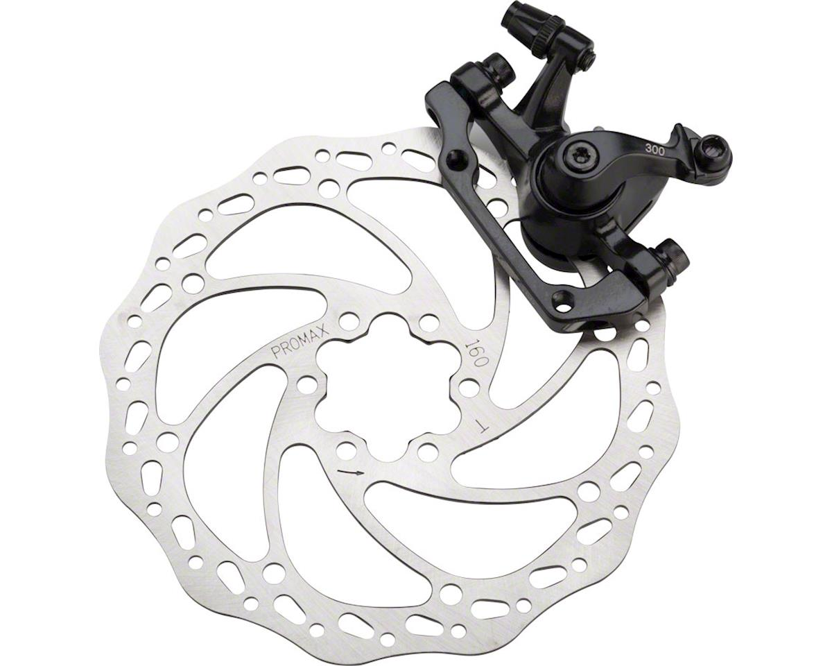 Dsk Doors Promax Dsk 300 Mechanical Disc Brake Is Mount With 160mm Rotor Black Dsk 300 Parts