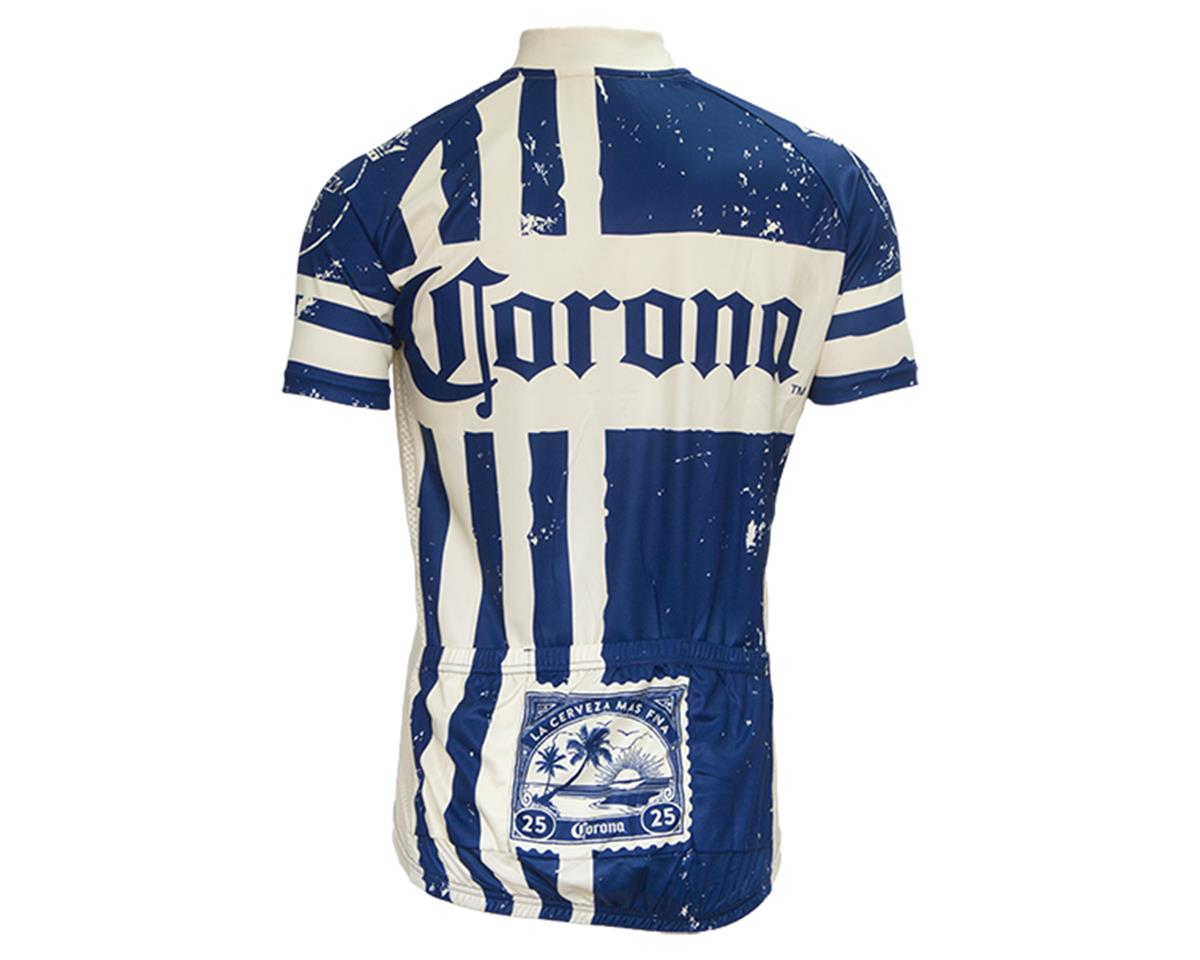 Retro Jerseys Retro Corona Stamp Men S Jersey