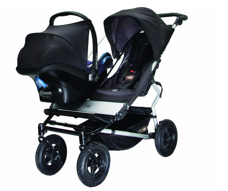 Double Pushchair For Toddlers Amazon Mountain Buggy Duet Double Buggy Stroller