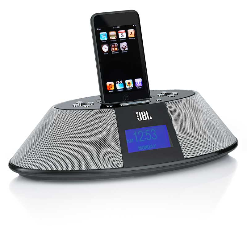 Jbl Radio Amazon.com : Jbl On Time 200id High-performance Speaker