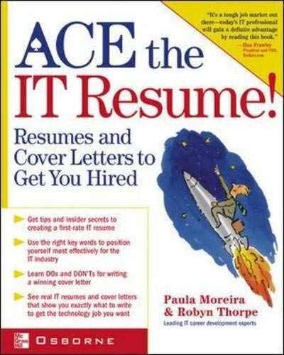 Resume Books - Job  Company Resources in Engineering, Computer