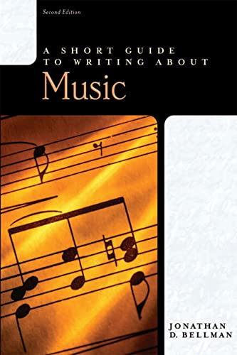 What is in a concert program? - Writing Music Program Notes