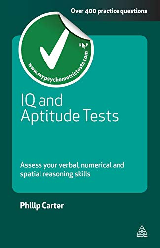 PDF IQ and Aptitude Tests Assess Your Verbal, Numerical and