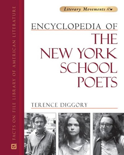 PDF Encyclopedia of the New York School Poets (Literary Movements