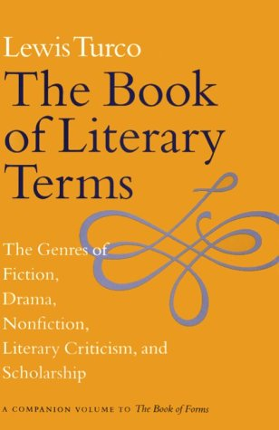 Dictionaries, Literary Terms, Literary Movements - EH-101 Freshman