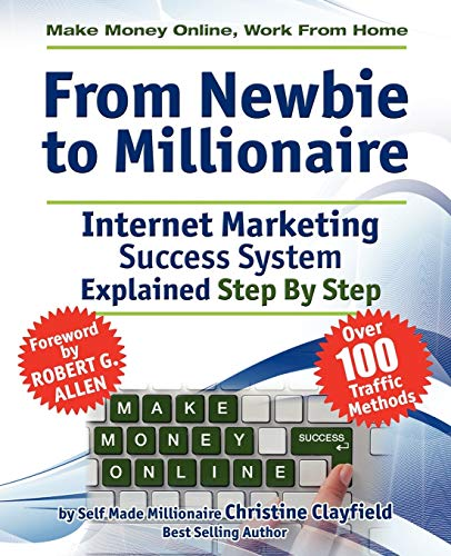 PDF Make Money Online Work from Home from Newbie to Millionaire