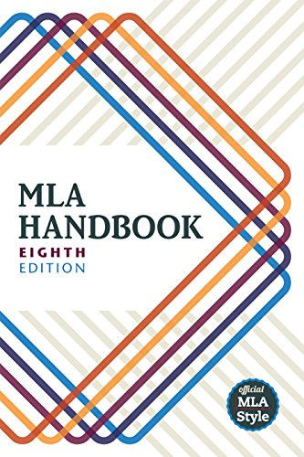 About MLA - MLA Style Guide, 8th Edition - LibGuides at Indian River