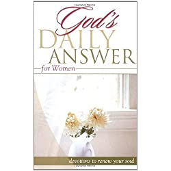 God's Daily Answer: Women