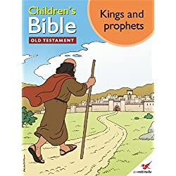 Children's Bible Comic Book: Kings and Prophets