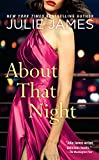 Book Julie James - About That Night