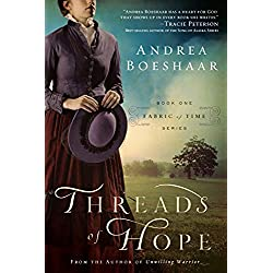 Threads of Hope (Fabric of Time)