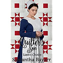 The Quilter's Son (An Amish Christian Romance)