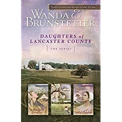 Daughters of Lancaster County: 3-Books-in-1