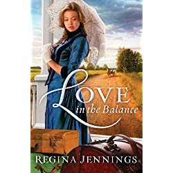 Love in the Balance (Ladies of Caldwell County, Book 2)