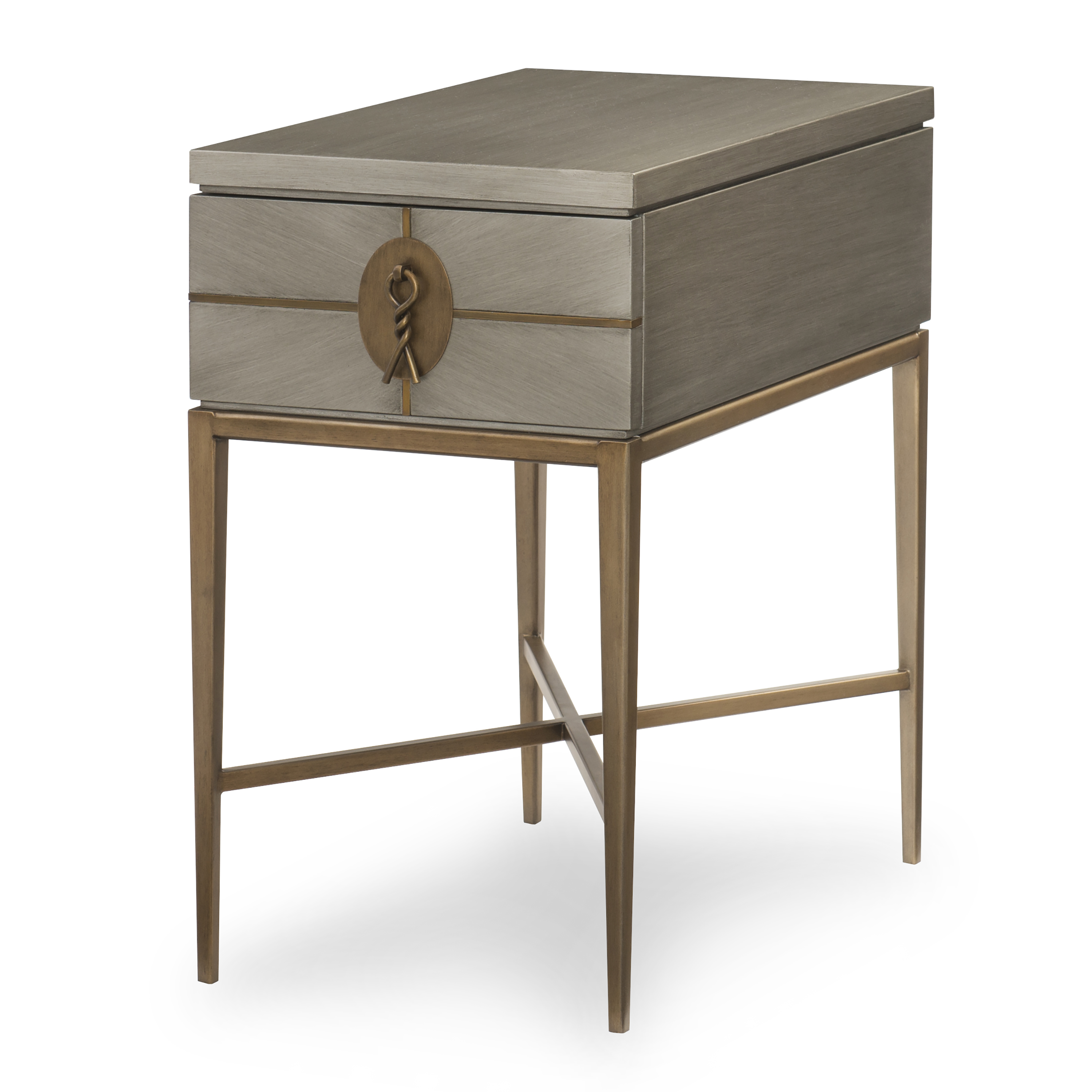 Long Wood Desk Ambella Home