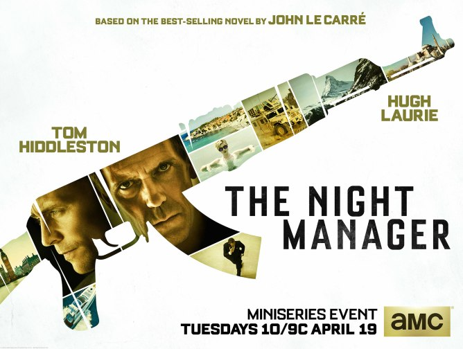 The Night Manager Poster
