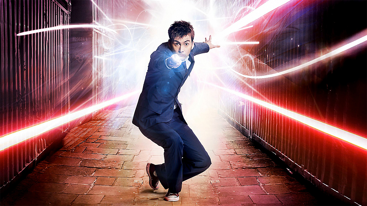 David Tennant As The Tenth Doctor 10 Years Later