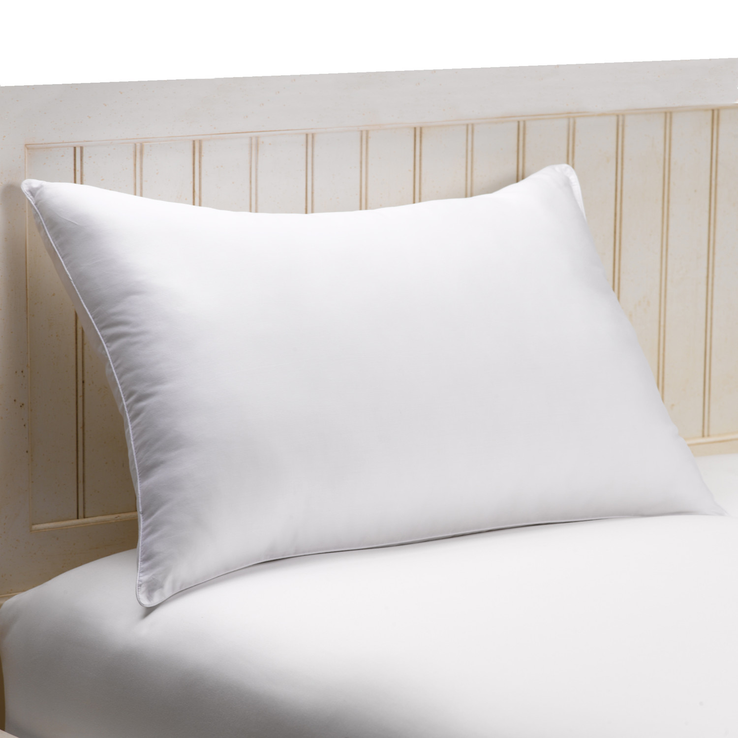 Standard Bed Pillows Eco Smart Cluster Fiber Pillow Standard 20