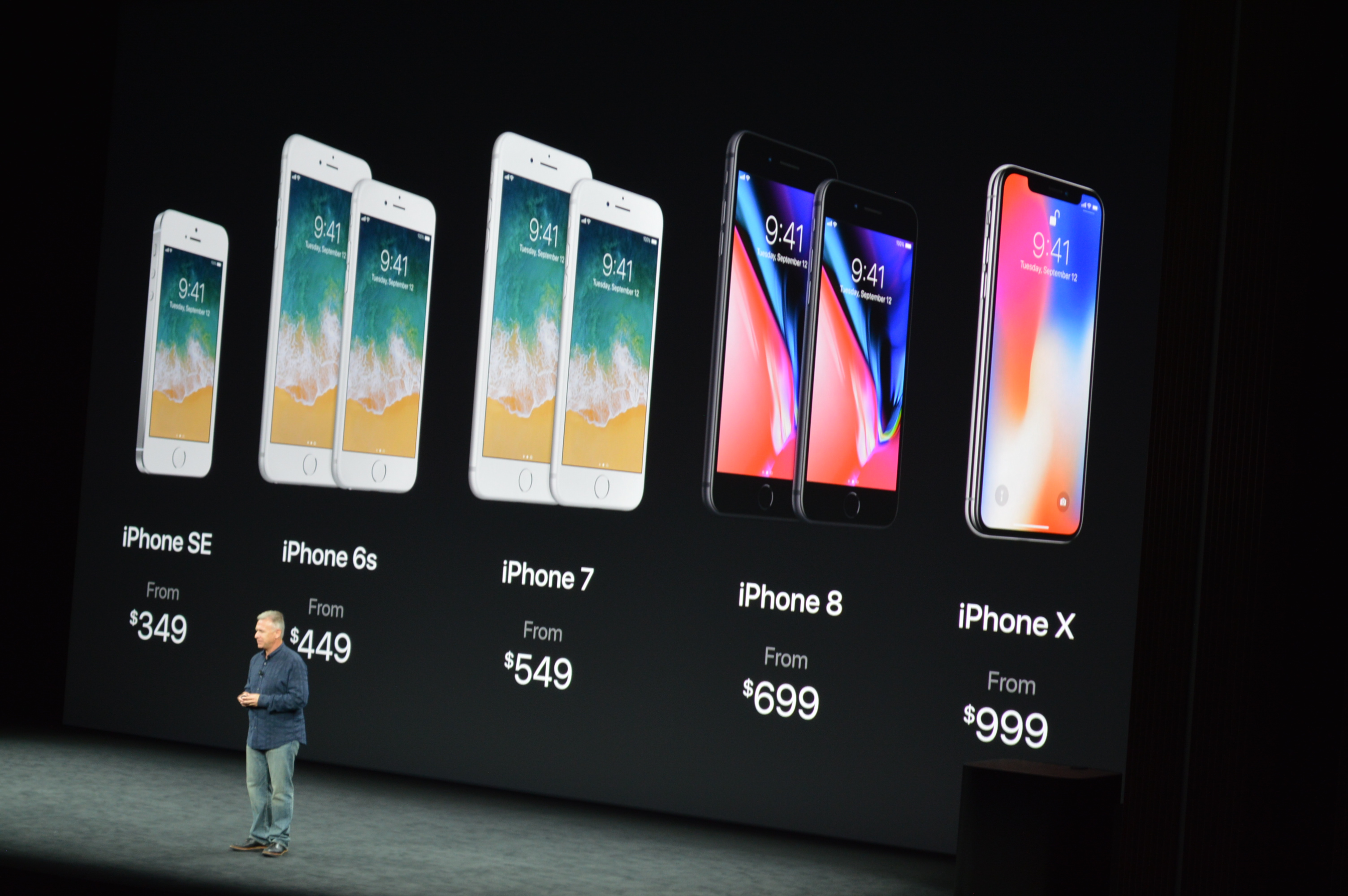 Iphone Plus Wallpaper Apple 2017 The Iphone X Ten Announced