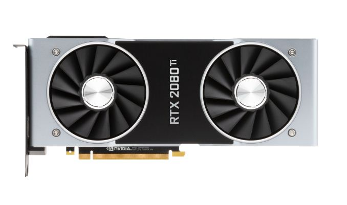 The NVIDIA GeForce RTX 2080 Ti  RTX 2080 Founders Edition