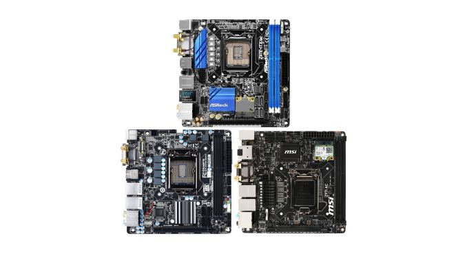 Z97 Mini-ITX Review at $140 ASRock, MSI and GIGABYTE