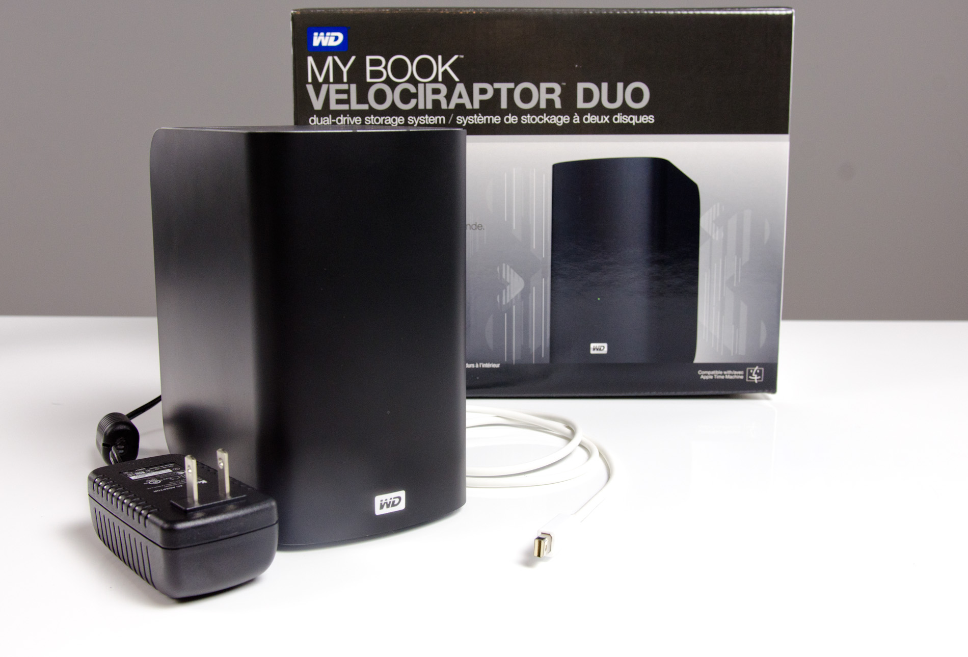 Creative Western Digital My Book Velociraptor Duo Review My Book Duo 16tb My Book Duo Review dpreview My Book Duo