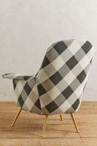Buffalo Check Kimball Chair | Anthropologie