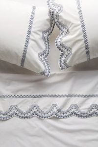 French style sheets in a wide assortment of colors and styles