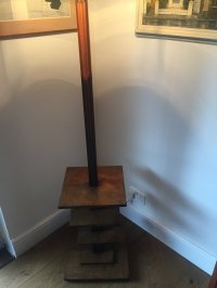 Antiques Atlas - Stylish Original Art Deco Standard Lamp ...