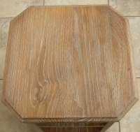 An Oak Art Deco Coffee Table