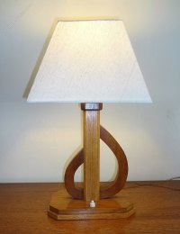 Antiques Atlas - Art Deco Table Lamp