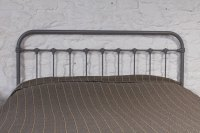 Very Attractive Simple French All Iron Bedstead Wi ...