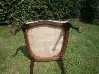 Ladys Chair Late Victorian - Antiques Atlas