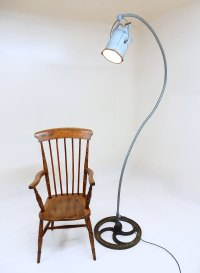Antiques Atlas - Quirky Standard Lamp