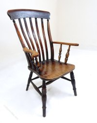 Windsor Farmhouse Armchair - Antiques Atlas
