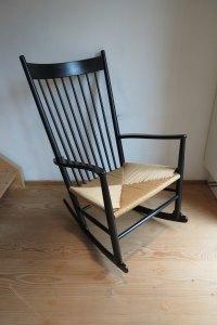 Antiques Atlas - Danish Rocking Chair By Hans J Wegner