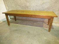Pine Kitchen Table - Antiques Atlas