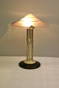 Antiques Atlas - An Art Deco Table Lamp