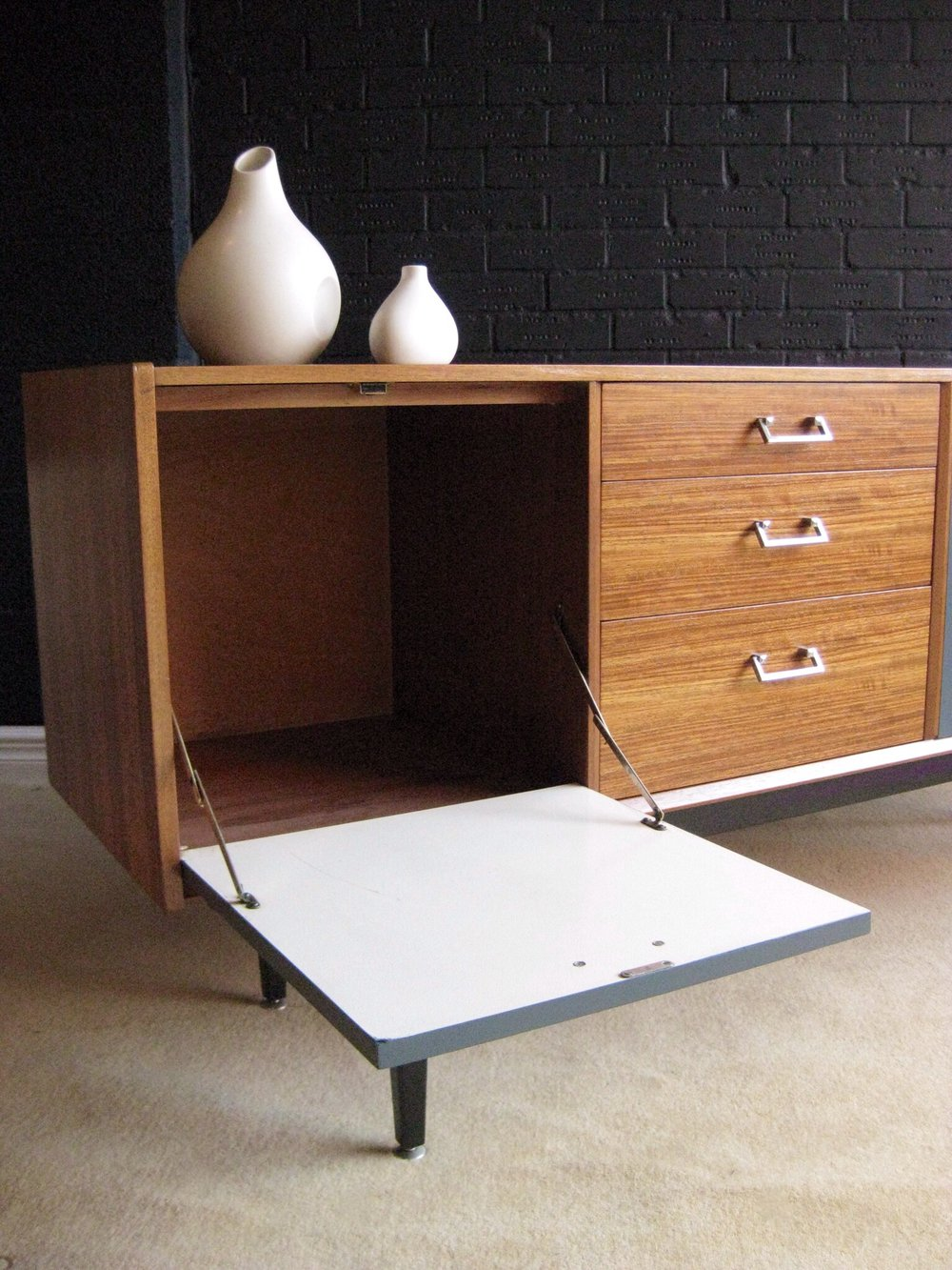 Vintage Nathan Sideboard Antiques Atlas Retro Nathan 1960s Sidboard