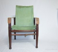 Campaign Roorkhee Chair With Transit Bag - Antiques Atlas