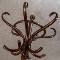 Antique Bentwood Coat Rack Hat Stick Hall Stand - Antiques ...