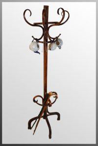 Hall Hat & Stick Stand Coat Rack - Antiques Atlas