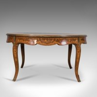Antiques Atlas - Large Round Coffee Table, 19th Century ...