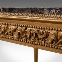 Antiques Atlas - Mid-Century Coffee Table, French Gilt And ...