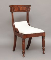 Set Of Four Dining Chairs - Antiques Atlas