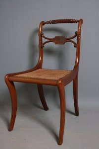 Antique Regency Chairs | Antique Furniture