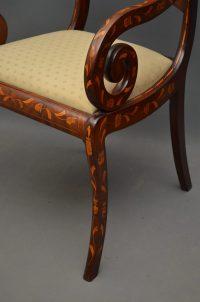 Regency Carver Chair - Antiques Atlas