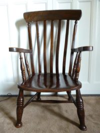 Farmhouse Chair - Antiques Atlas